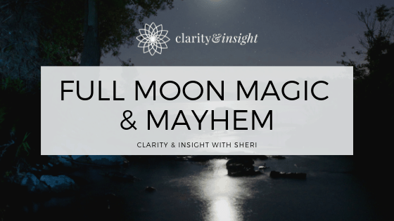 How Will September 2018's Full Moon Affect You?