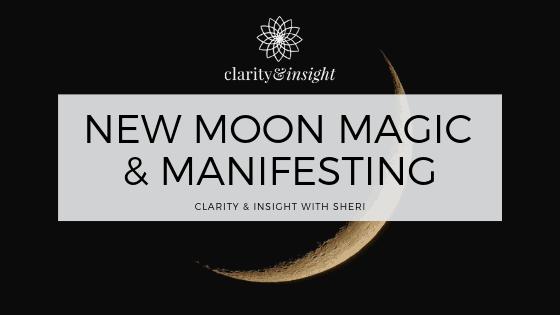 New Moon In Libra! October 8, 2018!