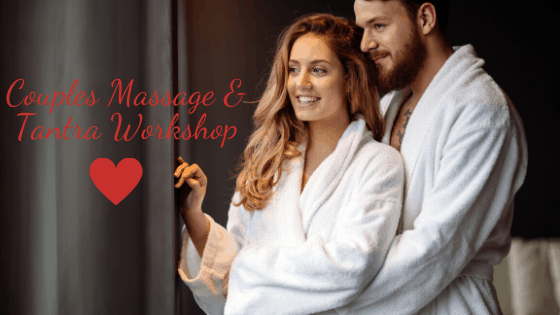 Valentines Couple's Massage + Tantra Workshop